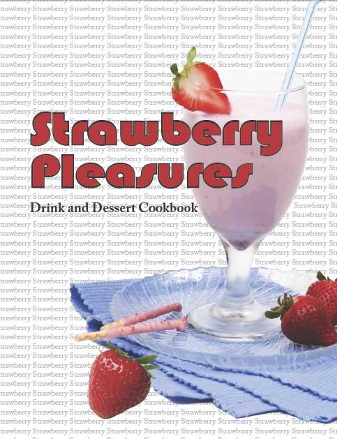 Strawberry Cookbook Cover