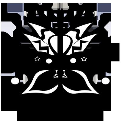 Symmetry Butterfly