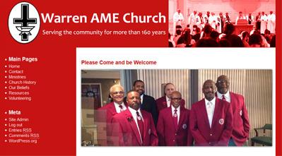 Warren AME Church